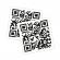 qr code sticker drukken