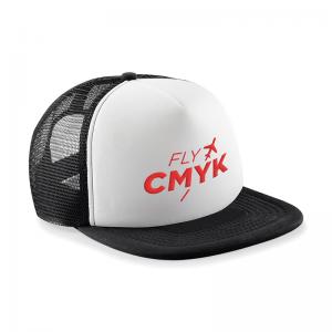 Vintage cap bedrukt