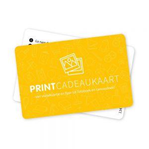 Print Cadeaukaart