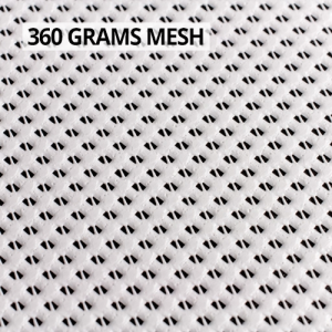 360 grams Mesh