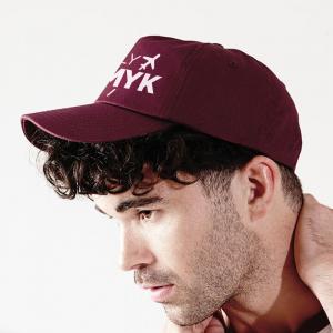 Bedrukte baseball cap