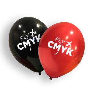 Ballonnen met logo
