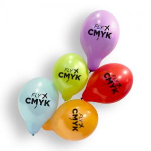 Ballonnen met tekst