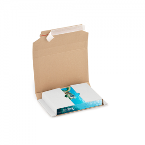 Boekverpakkingen met eigen opntwerp