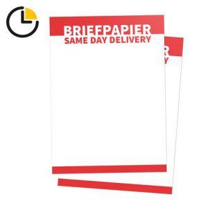 Briefpapier spoed