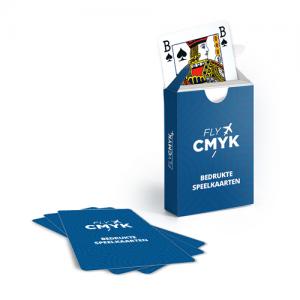 Speelkaarten bedrukkken
