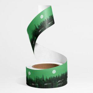 eco tape bedrukken