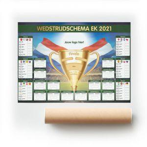 EK speelschema 2021