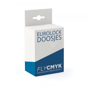 Eurolock verpakking met logo