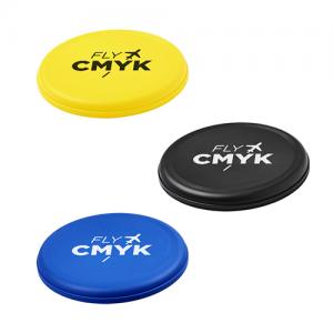 Frisbee met logo