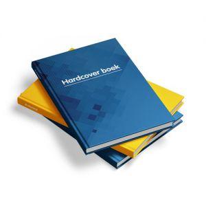 hardcover boek drukken kleine oplage
