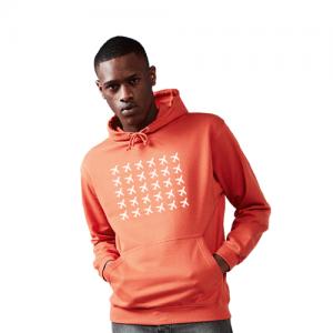 hoodie met logo