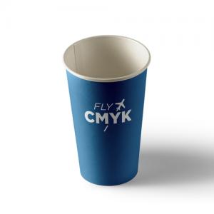 Koffiebeker met logo