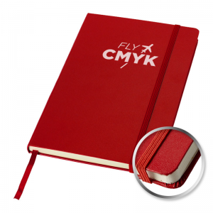 Luxe notitieboek bedrukken