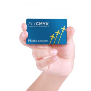 hard plastic business cards