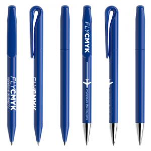 Prodir DS1 - blauw met logo