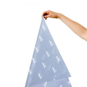 zijdepapier met logo
