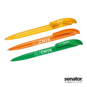 Senator Challenger polished bedrukken