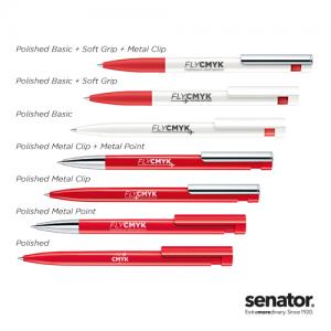Senator pen bedrukken