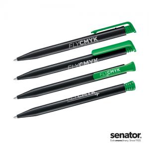 Senator pen met logo