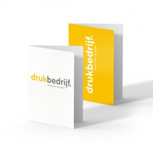 Visitekaartjes met meerdere ontwerpen