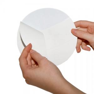 breekslit ronde sticker