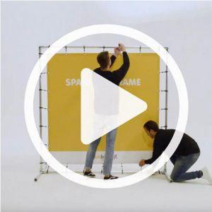 Video zelfstaand frame