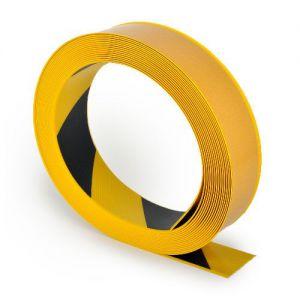 Vloertape zwart geel